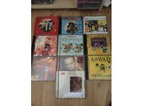 10 reggae cds