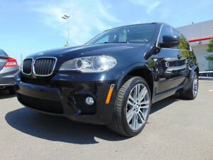 2013 BMW X5 35i M SPORT PACKAGE NAVI NAVI LEATHER ROOF