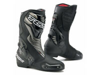 New TCX boots S-Speed WP Black 45