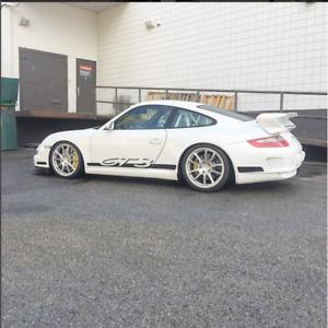 2007 Porsche 911 GT3 Coupe - Carrera White