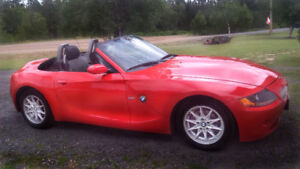 BMW Z4 Roadster Convertible