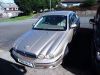 Jaguar X type 2.5 Ltr Automatic Petrol £800.ono
