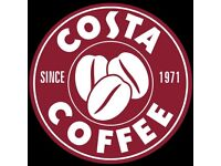 Baristas and Supervisors to work in New Opening COSTA COFFEE Store