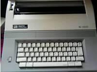 Smith corona electric type writer