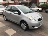 Toyota Yaris 1.0 litre 12 months mot hpi clear cheap insurance and tax