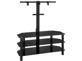 """New Logik S105BR14 TV Stand with Bracket for upto 55"""" TV (RRP=£120)"""