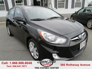 2014 Hyundai Accent GLS with Sunroof $107.23 BI WEEKLY!!!