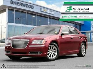 2012 Chrysler 300 Limited PST PAID & Only 63,000KMS!!