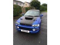 Subaru Impreza classic