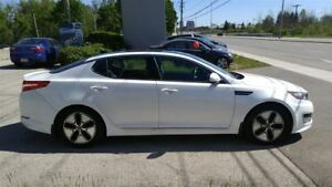 2012 Kia Optima Hybrid PREMIUM/PANO ROOF/NAV/LEATHER/ALLOYS