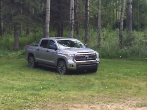 Toyota Tundra Pickup CrewMax Truck For Lease Or Buy