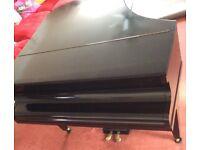 Baby Grand Piano, 88 keys