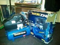 Workzone 2.5hp Air Compressor