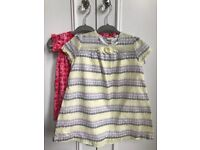 Baby Girl Clothes Bundle - Bonnie Baby 6 - 9 months