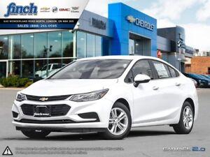 2017 Chevrolet Cruze LT Auto LT DIESEL AUTOMATIC