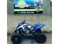 Yamaha Raptor 700 road legal 2011