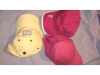 Golf Hats and Shoes Bag