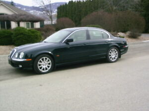 2000 Jaguar S-TYPE S-TYPE ONLY 90456 KLM EXTRA CLEAN