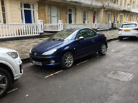 Peugeot 206 CC Allure *LONG MOT *NEW BRAKES * NEW TYRES**NEW CAMBELT*LOW MILEAGE