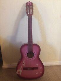 Girls Junior Guitar