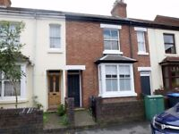 Spacious 2 Bedroom, 2 reception room house close to train station.