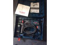 Bosch blue professional hammer drill