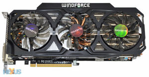 GTX 770 Windfroce Graphics card