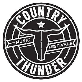 Country thunder 3-day VIP ticket - trade for guitar!