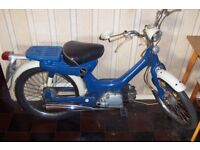 Honda PC50 Classic Moped. Lovely Original Condition