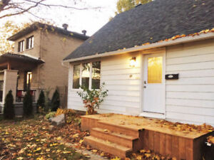 COMPLETELY RENOVATED 5 BEDROOM HOUSE BESIDE ALGONQUIN -$400/room
