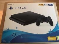 Brand new PS4 Slim 500gb sealed