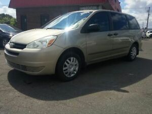 2004 SIENNA CE 3.3L AUTOMATIC 7 PASSENGER VERY CLEAN COOL AC