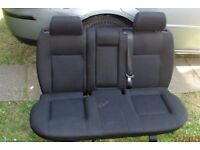 ford mondeo MK3 set of interior in black