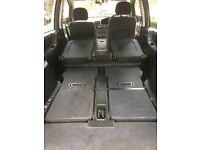 vauxhall zafira seven seater diesel