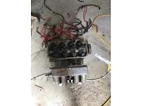 Escort rs turbo cylinder head and inlet