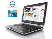 CAN DELIVER Perfect Working Order Dell Latitude GAMING Laptop Core i5, Intel HD 3000 and Win7 64Bit