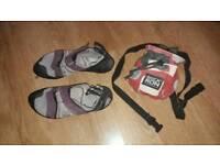 Scarpa Reflex Women's Climbing Shoes Size Eu 39