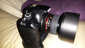 Canon rebel t3 for sale