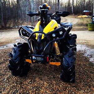 2014 Can am renegade 1000xxc Tons of extras!! Need gone!