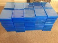Amaray Single Blu Ray Cases 14mm Spine