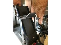 Running machine & exercise bike