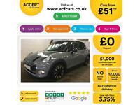 Mini Cooper D FROM £51 PER WEEK!