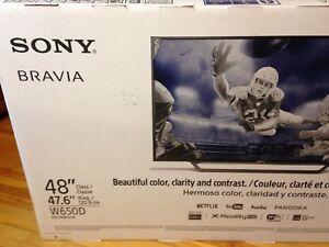 48'' Sony Bravia LED tv