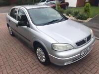 2003 Vauxhall Astra 1.7CDTi 16v ( a/c ) Envoy - FULL SERVICE - FULL MOT