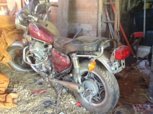 Honda Project Motorcycle