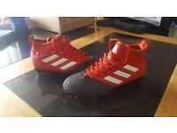 Adidas 17.3 football boots size 2
