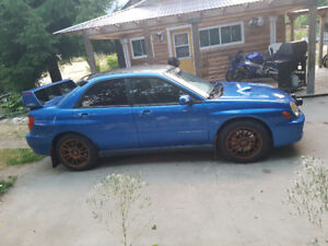 2003 Subaru WRX Sti swapped Sedan