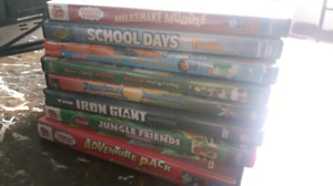 Children's DVD Lot *all for $4!*