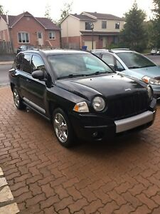 Jeep Compass 2007, limited edition, 4X4