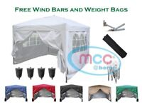 Waterproof Pop Up Gazebo BNIB